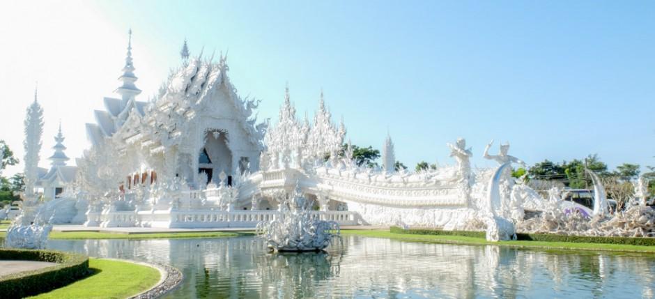 Chiang Rai: van de hemel naar de hel