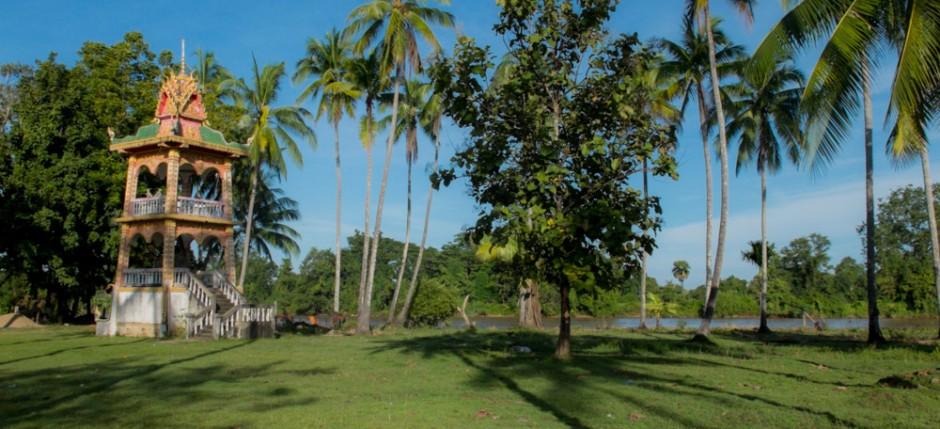 4000 eilanden om te relaxen