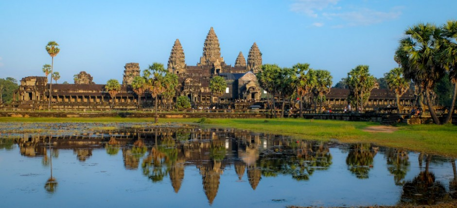 Lara Croft achterna in Siem Reap