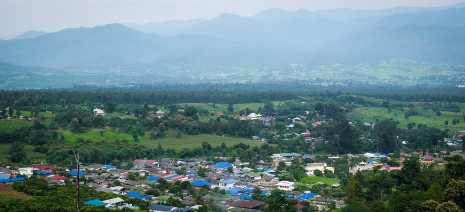 Chiang Mai - Pai: Busrit from hell