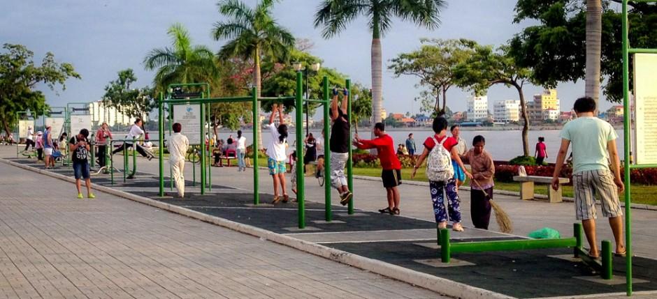 Phnom Penh, stad naar ons hart