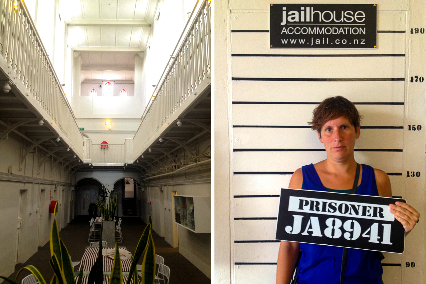 Jailhouse Accomodation