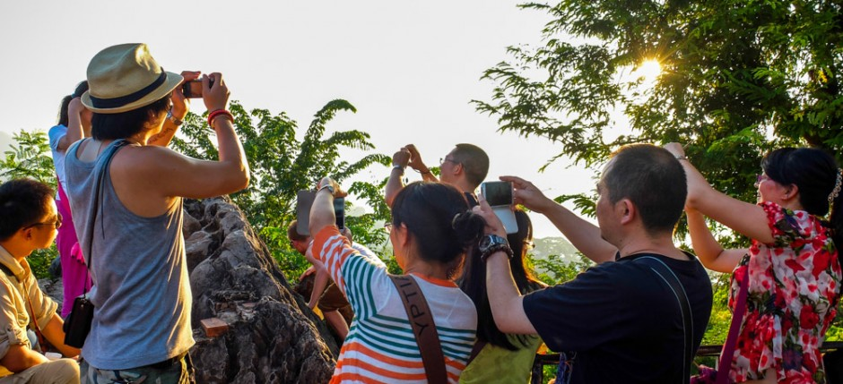 Aziatische fotografen
